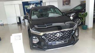 Review Hyundai All New Santa Fe GLS CRDI 2.2D AT CBU (2018)
