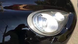 Porsche Panamera -Defecte vopsea