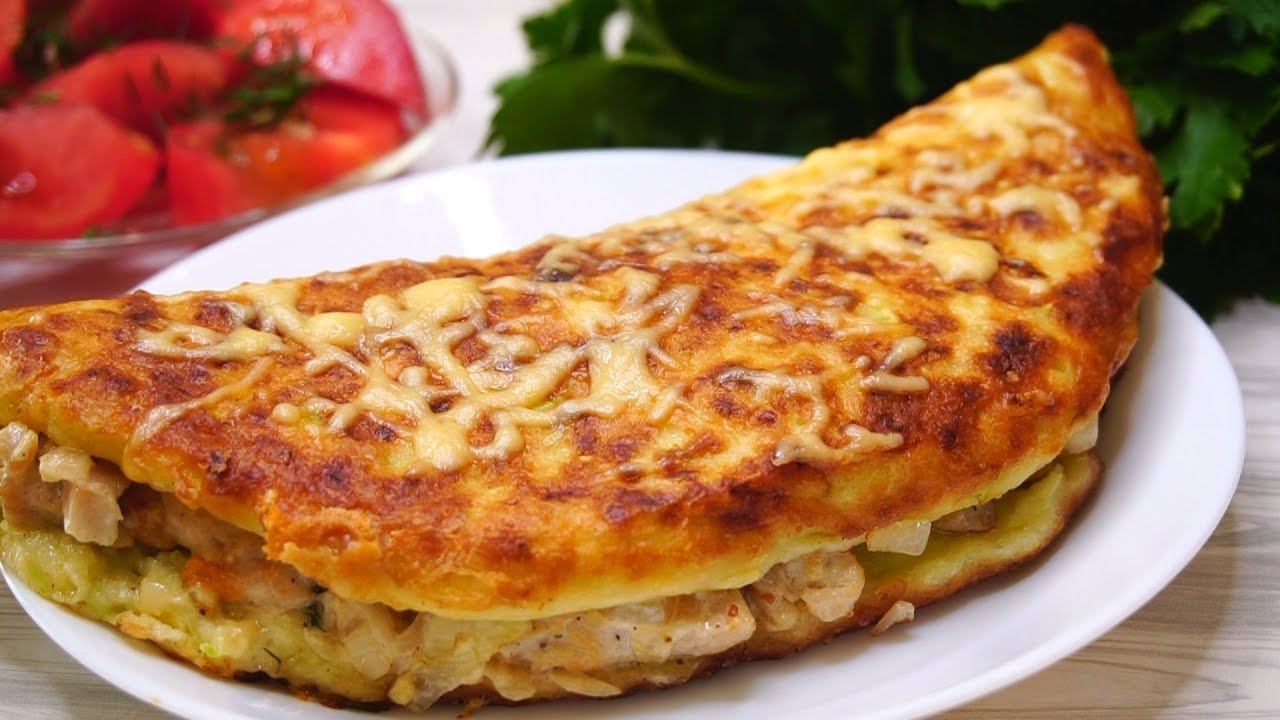 У нас съедается за секунды, Потрясающе Вкусно! Необычный рецепт кабачка с мясом
