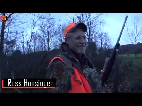 Pennsylvania Elk Hunt.  With Elk County Outfitters.