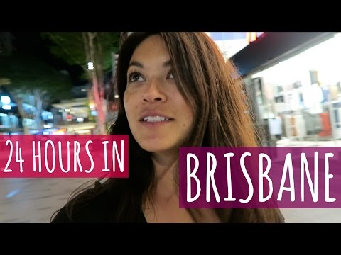 24 HOURS IN BRISBANE // Queensland, Australia