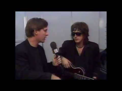 Izzy Stradlin From Guns N Roses Rare Interview From Rock In Rio 1991