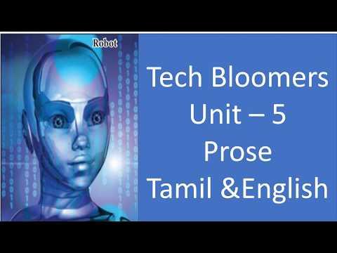 Tech Bloomers 4 - TN 10 STD -  summary Tamil and English TNSPC discussion