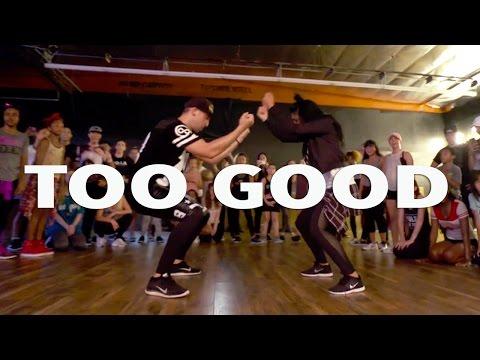 """TOO GOOD"" - Drake & Rihanna Dance | @MattSteffanina Choreography"