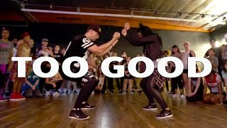 too good drake rihanna dance mattsteffanina choreography