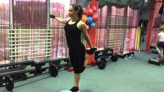 Силовая круговая тренировка | Пошаговый урок от FORMA