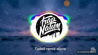 ALAN WALKER FADED REMIX