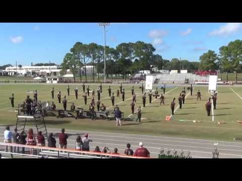 """2015 Countryside High School Band of Pride - """"Outnumbered"""""""