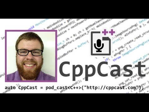 CppCast Episode 47: Software Defined Visualization with Jeff Amstutz