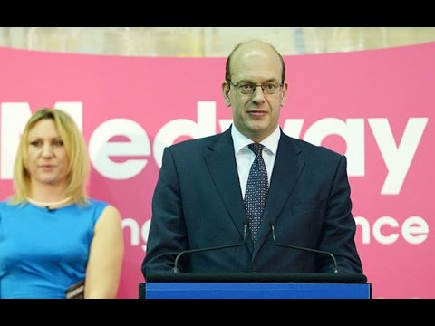 Ukip's Mark Reckless wins Rochester and Strood by-election