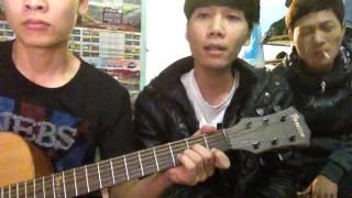 Người Ấy - Guitar Cover - Đình Quân & Đức Thuận + Phạm Kính