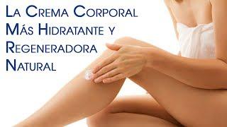 La Crema Corporal Mas Hidratante y Regeneradora Natural Body Butter Facil