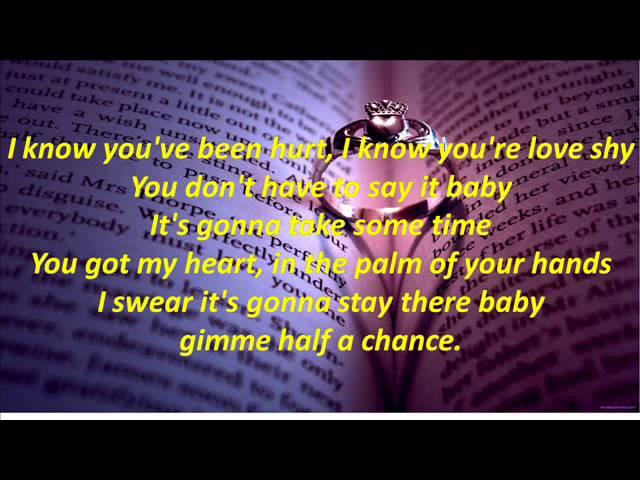 Romain Virgo - Soul Provider Lyrics Chords - Chordify