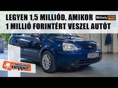 MűhelyPRN 71.: Legyen 1,5 milliód, amikor 1 millió forintért veszel autót thumbnail