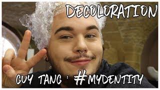 Décoloration : GUY TANG #mydentity dans un salon