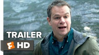 Downsizing Trailer (2017) | 'Exclusive Look' | Movieclips Trailers