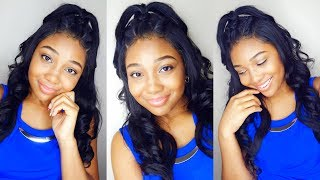 How To Make Wig Look Natural: Tweezing, Creating Edges + MORE!