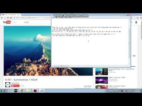hướng dẫn ae quay video trên máy tính bằng phần mềm bandicam xephinh9669