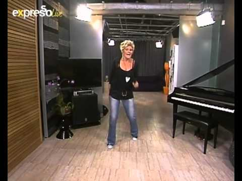 PJ Powers 'Jabulani' live
