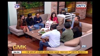 Singers, composers talk about their Wishcovery journey on Good Morning Kuya