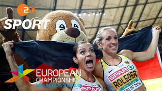 EC kompakt: Highlights Tag 8 | European Championships 2018 - ZDF