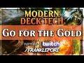 (Magic Online) Modern Deck Tech: Go for the Gold!