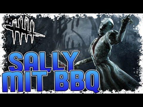 Sally veranstaltet ein BBQ - Dead by Daylight Gameplay Deutsch German