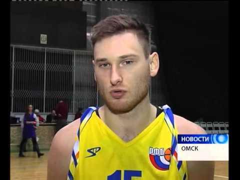 """Баскетболисты БК """"17 16"""" впервые в нынешнем чемпионате сыграли на омском паркете"""