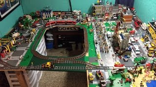 My Lego City Tour Update #19 Aug. 2014
