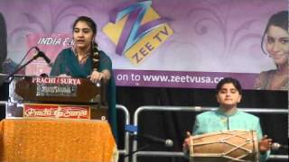 Sada Chiriyan Da Chamba PUNJABI WEDDING SONG Zee TV India Fair USA