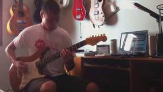 FunkyStrat Alheio - The Rover (Led Zeppelin cover)