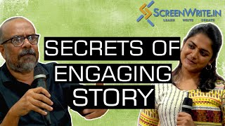 How To Make An Engaging Story ? | Filmmaking Secrets | John Edathattil | ScreenWrite.in |