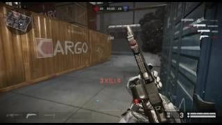 Warface Sniper Gameplay PC Max graphics 1080p 60Fps