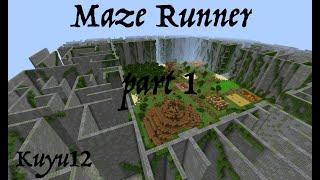 Minecraft Maze Runner - Part 1