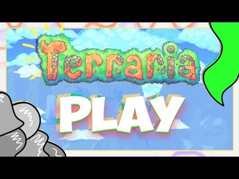 TERRARIA PLAY | Песня | Анимация