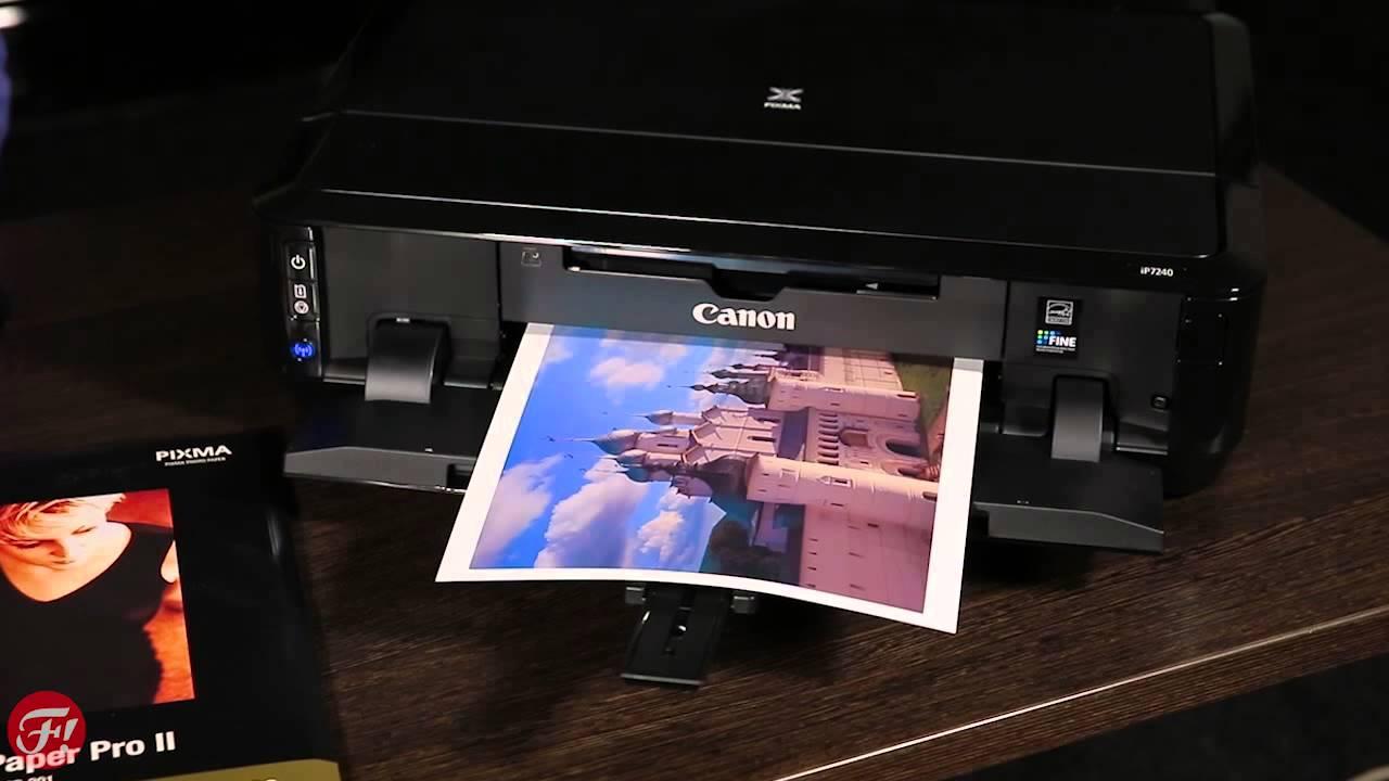 принтер кэнон ip7240 инструкция