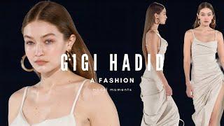 Model Moments: Gigi Hadid