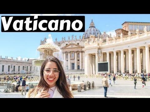 Visitar EL VATICANO: TODO Lo Que NECESITAS SABER  | Roma, Italia