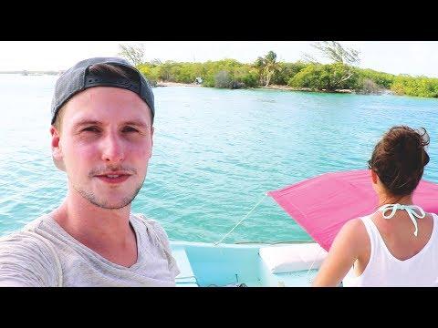 Weltreise Tag 516 • Caye Caulker Eindrücke • Belize • Vlog #076