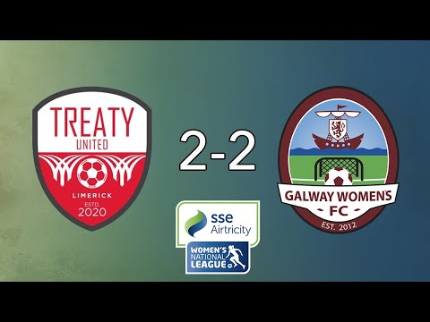 HIGHLIGHTS   Treaty United 2-2 Galway Women's