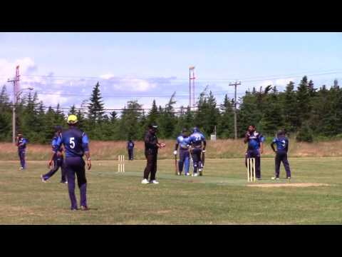 Eastern T20 final - Nova Scotia v Quebec