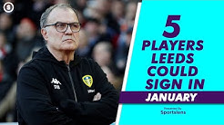 5 players Bielsa could sign in January | Leeds Transfer Talk | Sportslens