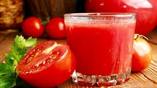 5 Reasons To Drink A Glass Of Tomato Juice Every Day