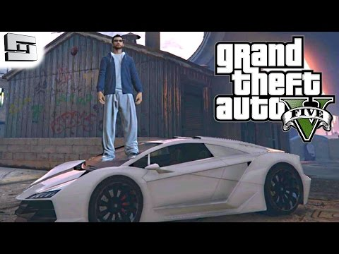 Grand Theft Auto V Online - EPIC RIDE! E1 ( GTA 5 )
