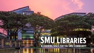 Singapore Management University (SMU) Libraries