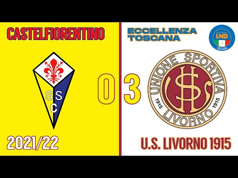 SALVE! 👋 | Commento: Castelfiorentino-U.S. Livorno 1915 0-3 (+ Highlights)