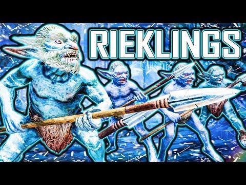 Who Are The RIEKLINGS? - Elder Scrolls LORE