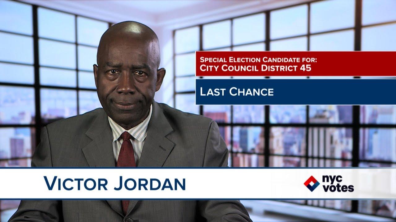 Chispa  chispear cola Bebida  Victor Jordan: Candidate for Council District 45 - YouTube