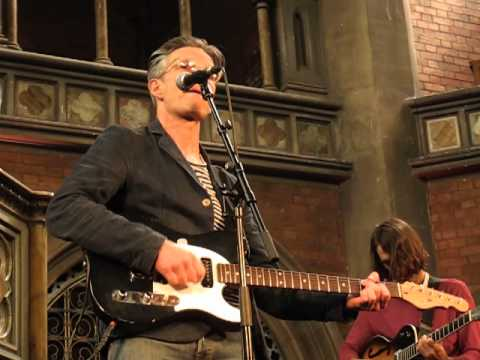 Pete Astor - Very Good Lock (Live @ Daylight Music, Union Chapel, London, 29/08/15)