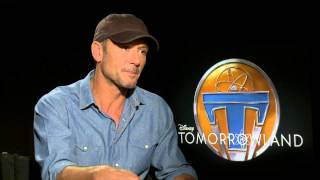 Tomorrowland: Tim McGraw